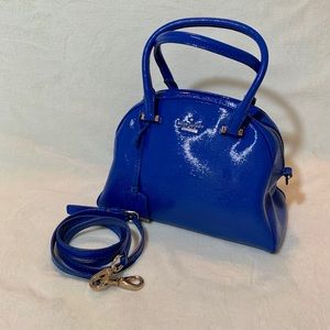 Kate Spade | Royal Blue Handbag w/ Shoulder Strap